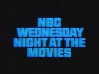 NBC Wednesday Night at the Movies 1973
