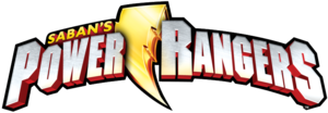 Power rangers 2011 logo