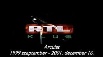RTL Klub arculat - 1999-2001