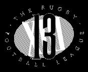 Rugby Football League XIII Logo