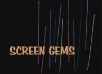 Screen Gems Production 1963