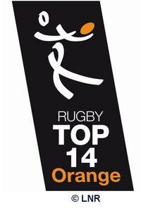 Top 14 logo 2008