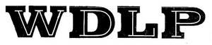 WDLP - 1968 -January 28, 1968-