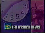 WKBD FOX 50 10 O'Clock News