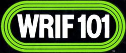 WRIF Detroit 1983