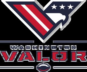 Washington Valor logo
