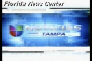 Wvea noticias univision tampa evening package 2002