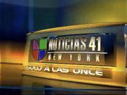 Wxtv noticias 41 11pm package 2006