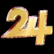 24 Indosiar Yellow
