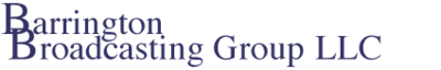 Barrington Broadcasting Group logo