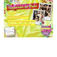 Boomerang LA 2010 Sales Kit Frame G