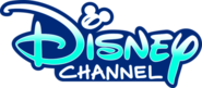 Disney Channel Philippines Blue Logo 2019