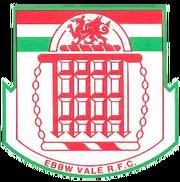 Ebbw Vale RFC old logo