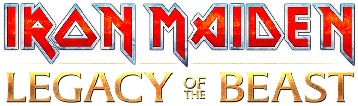 Iron Maiden Legacy Of The Beastlogo