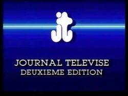 Journal Télévisé - RTBF 1983 (19H30)