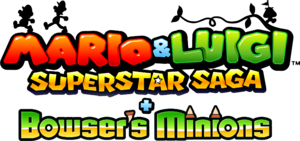 M&L Superstar saga Bowser's minions