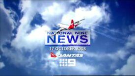 National Nine News Early Morning 2008