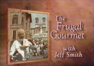 The Frugal Gourmet title card