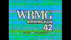 WBMG Birmingham 42 1980s