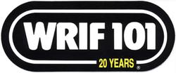 WRIF Detroit 1991