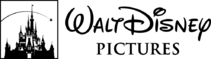 Walt Disney Pictures Print Logo 2007