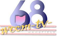 Wcom-tv logo 1987