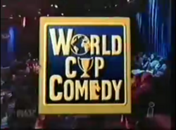 World Cup Comedy Bigger Logo