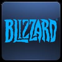 Blizzard logo app