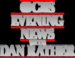 CBS Evening News 1990