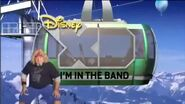 Disney XD I'm In the Band bumper
