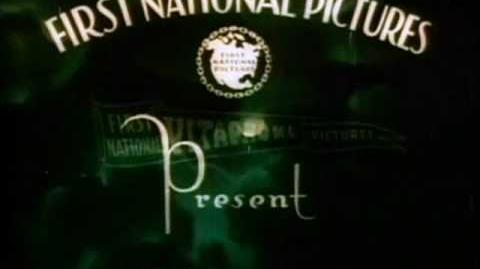 First National PIctures - 1932 (color)