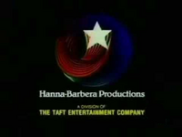 Hanna-Barbera Productions logo 1985