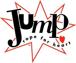 Jump rope for heart 66890