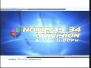Kmex noticias 34 univision 11pm package 2003