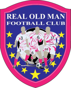 Real Old Man 2018