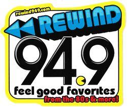 Rewind 94.9 WREW