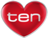 TEN heart logo