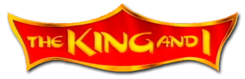 The King and I movie logo