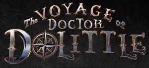 The Voyage of Doctor Dolittle logo