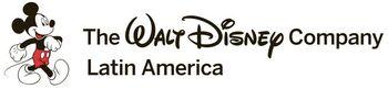 The Walt Disney Company Latin America logo