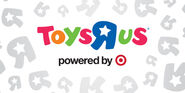 Toys R Us Powered by Target