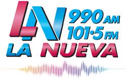 WDYZ La Nueva 990 AM 101.5 FM