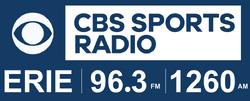 WRIE CBS Sports Radio 96.3 FM 1260 AM