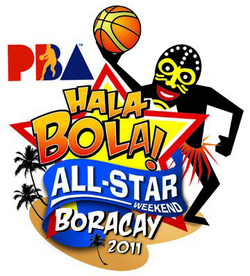 2011 PBA All-Star Game logo