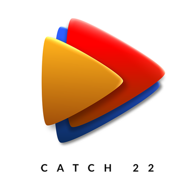 Catch 22 Pilipinas New Logo 2018