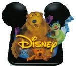 Disney Channel Bear in the Big Blue House