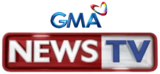 GMA News TV 3D Logo (From GMA News TV International, 2011 version)