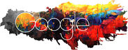 Google Colombia Independence Day 2013