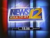 KSLA idnewsbreakpromo montage 1988-2016 (Shreveport, LA CBS) 18