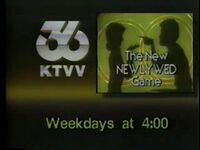 KTVV Newlywed Game 1985